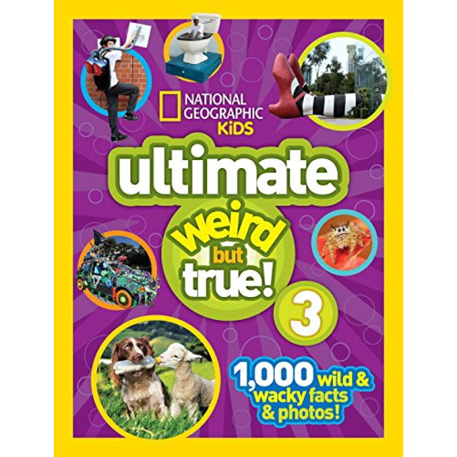 National Geographic Kids Ultimate Weird But True - 1223585 , 1193400719739 , 62_5228491 , 494000 , National-Geographic-Kids-Ultimate-Weird-But-True-62_5228491 , tiki.vn , National Geographic Kids Ultimate Weird But True