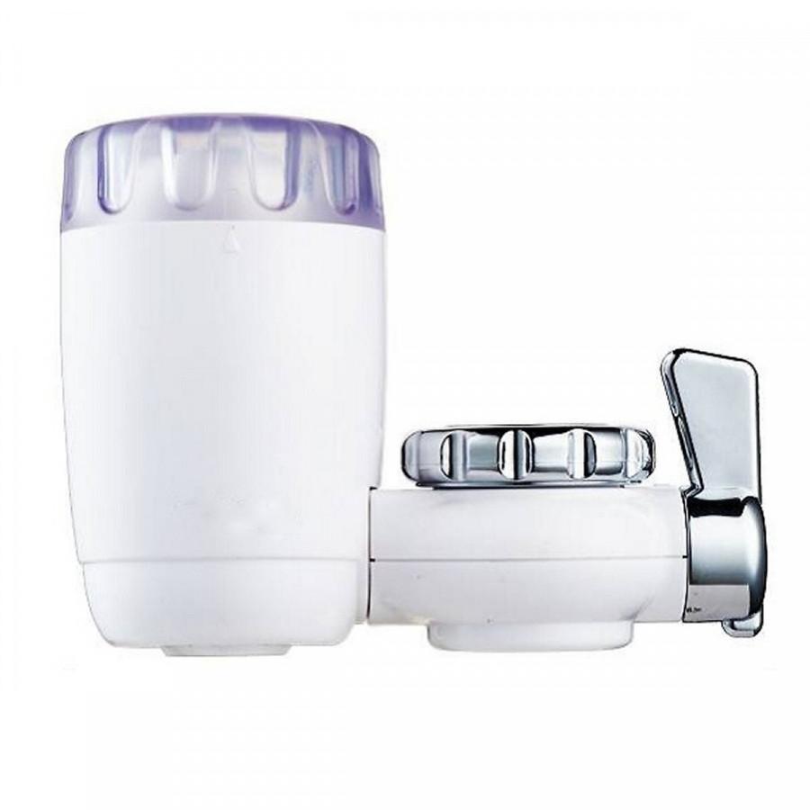 Đầu lọc nước tại vòi, lõi lọc sứ khử Clo và Cân bằng pH