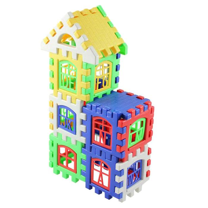 Bộ đồ chơi xếp hình ngôi nhà Bằng nhựa Cho bé (24 Tấm) - 6968864 , 2379407989132 , 62_13108765 , 389000 , Bo-do-choi-xep-hinh-ngoi-nha-Bang-nhua-Cho-be-24-Tam-62_13108765 , tiki.vn , Bộ đồ chơi xếp hình ngôi nhà Bằng nhựa Cho bé (24 Tấm)