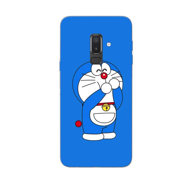 Ốp Lưng Dẻo Cho Điện thoại Samsung Galaxy J8 - Doremon 02