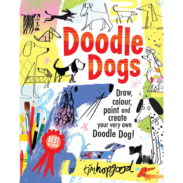 Doodle Dogs - 970108 , 9897441995924 , 62_2363175 , 297000 , Doodle-Dogs-62_2363175 , tiki.vn , Doodle Dogs