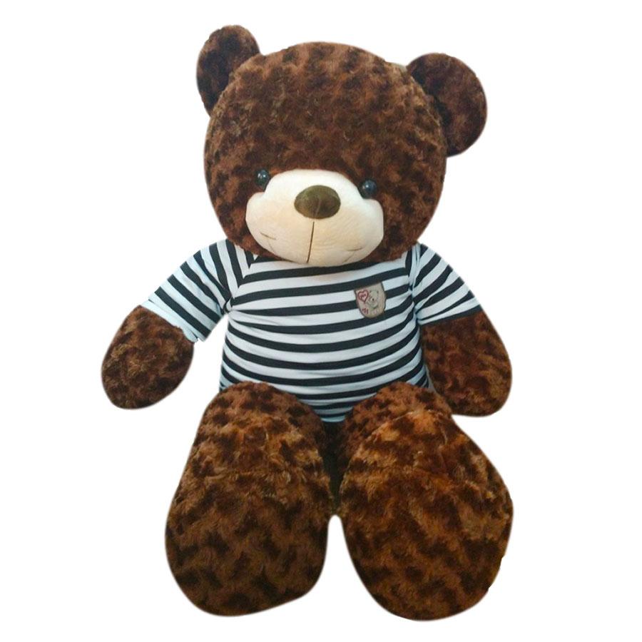 Gấu Bông Teddy - Khổ Vải 1m (Cao 80cm) - 1130195 , 6811634814420 , 62_7257493 , 200000 , Gau-Bong-Teddy-Kho-Vai-1m-Cao-80cm-62_7257493 , tiki.vn , Gấu Bông Teddy - Khổ Vải 1m (Cao 80cm)