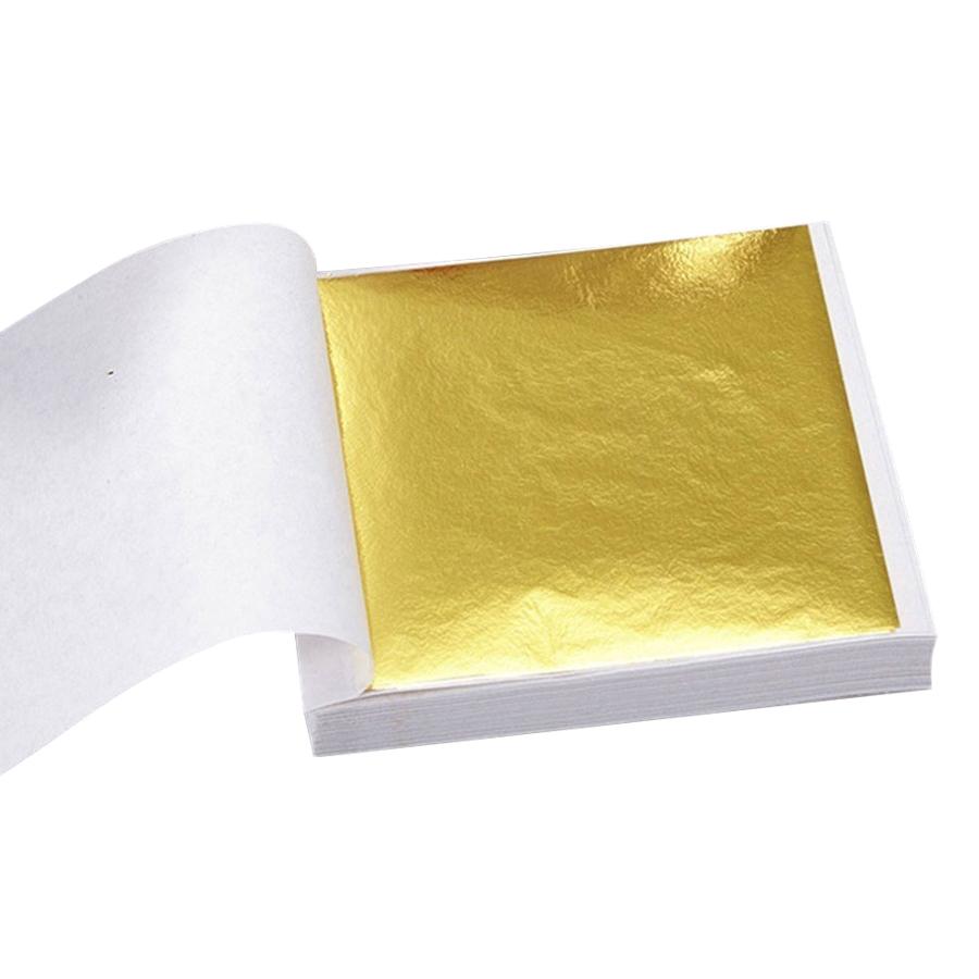 100 Lá Vàng Trang Trí
