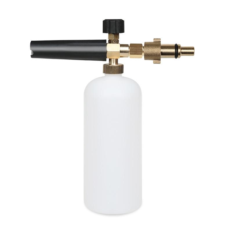 Bình xà phòng phun bọt tuyết dùng cho máy bơm xịt rửa ô tô - 804260 , 1849584577633 , 62_10130787 , 395000 , Binh-xa-phong-phun-bot-tuyet-dung-cho-may-bom-xit-rua-o-to-62_10130787 , tiki.vn , Bình xà phòng phun bọt tuyết dùng cho máy bơm xịt rửa ô tô