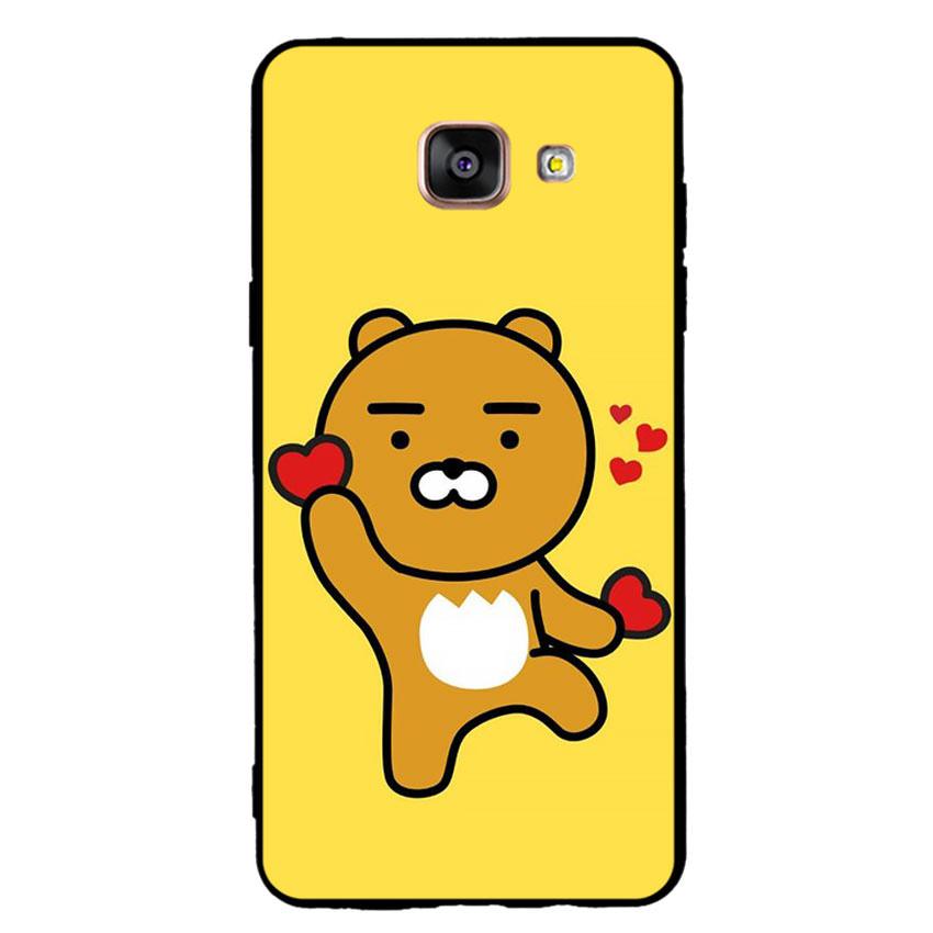 Ốp Lưng Viền TPU cho điện thoại Samsung Galaxy A5 2016 - Kakao 01 - 1260984 , 6472858705187 , 62_8194331 , 200000 , Op-Lung-Vien-TPU-cho-dien-thoai-Samsung-Galaxy-A5-2016-Kakao-01-62_8194331 , tiki.vn , Ốp Lưng Viền TPU cho điện thoại Samsung Galaxy A5 2016 - Kakao 01