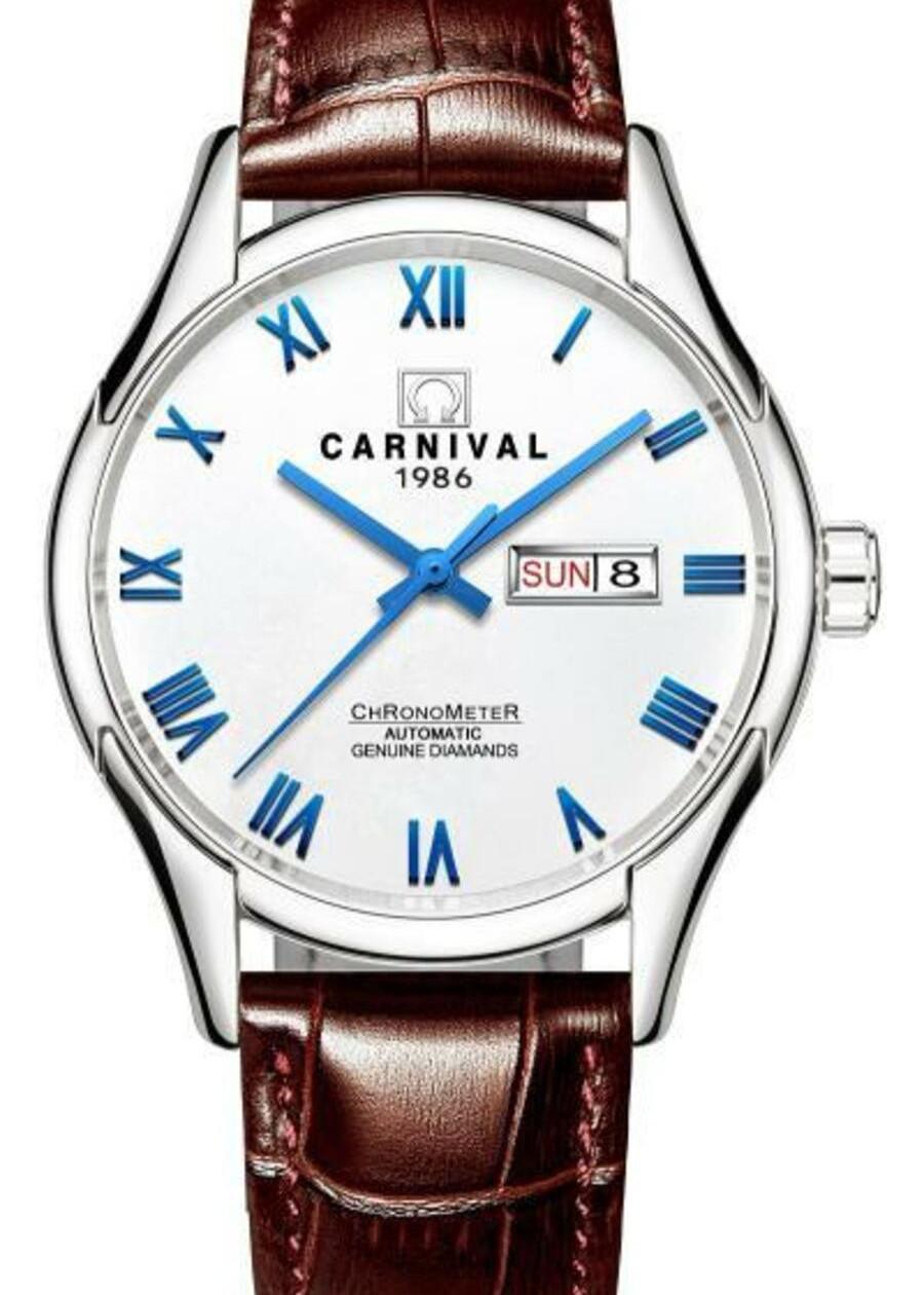 Đồng hồ nam Carnival G62301.101.333