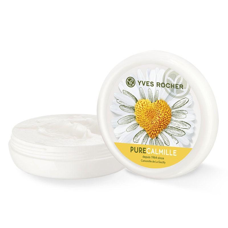 Kem Dưỡng Mặt  Toàn Thân Yves Rocher Camomille FaceBody Comfort Cream 125ml