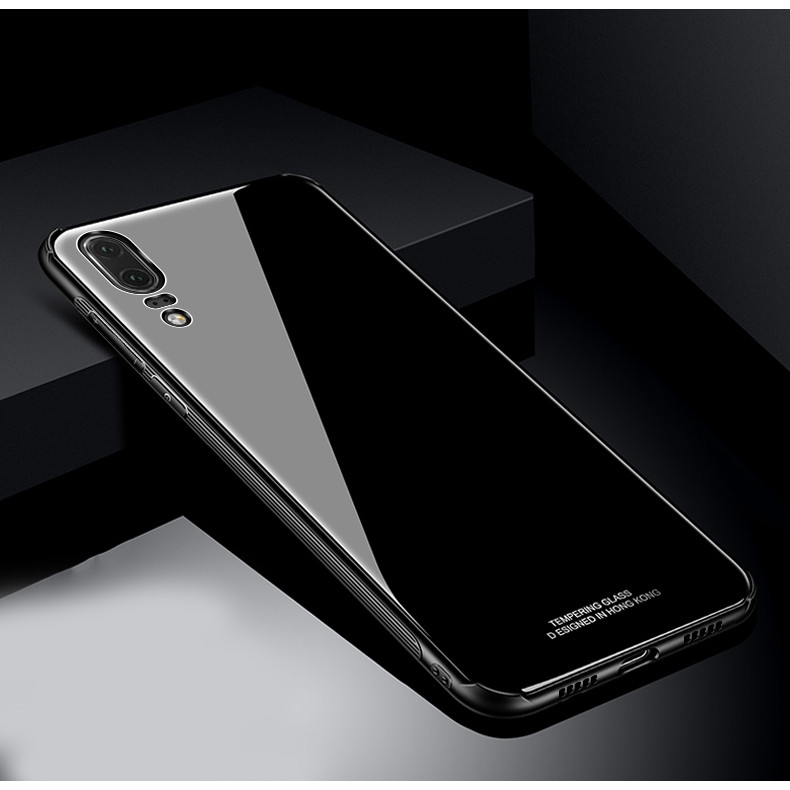 Full Cover Tempered Glass Case for Huawei P20/Pro/Lite Case TPU Bumper 9H Glass Back Cover Case for Huawei P20/P20Pro - 16643630 , 2204454788806 , 62_27372185 , 129000 , Full-Cover-Tempered-Glass-Case-for-Huawei-P20-Pro-Lite-Case-TPU-Bumper-9H-Glass-Back-Cover-Case-for-Huawei-P20-P20Pro-62_27372185 , tiki.vn , Full Cover Tempered Glass Case for Huawei P20/Pro/Lite Cas