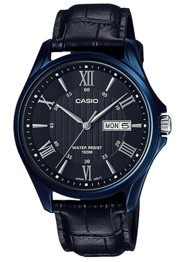 Đồng hồ nam dây da Casio MTP-1384BUL-1AVDF - 1818775 , 3070064323367 , 62_13406064 , 2303000 , Dong-ho-nam-day-da-Casio-MTP-1384BUL-1AVDF-62_13406064 , tiki.vn , Đồng hồ nam dây da Casio MTP-1384BUL-1AVDF