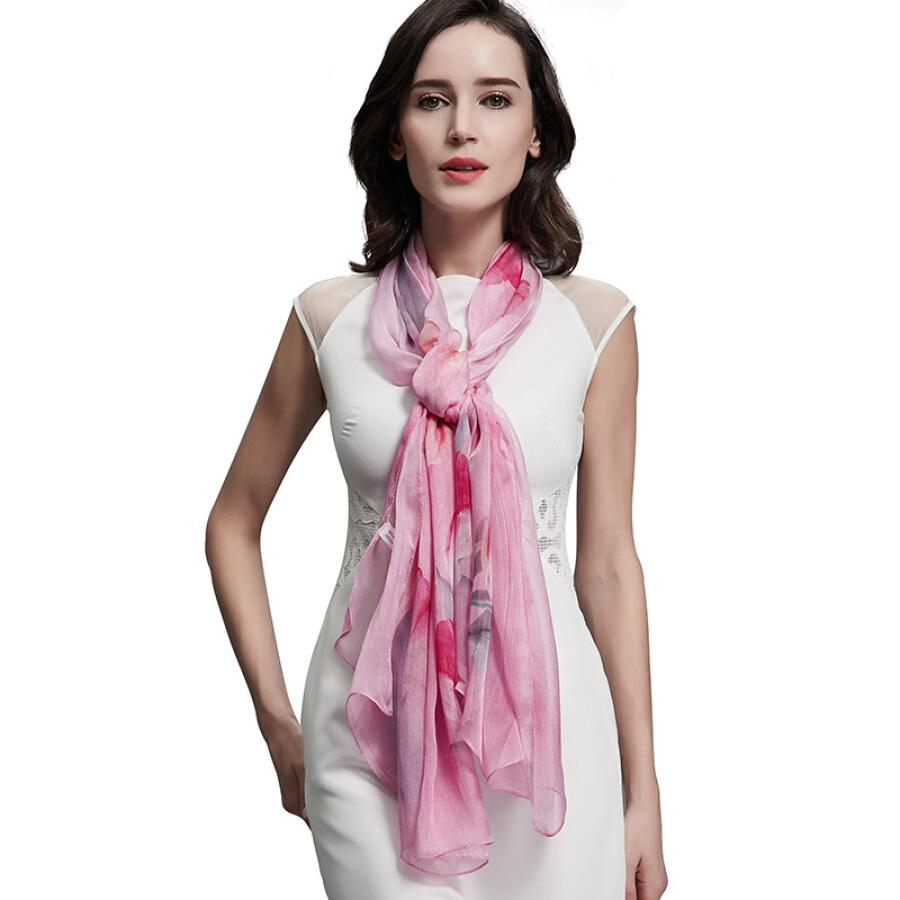 Bao Shengxiang silk scarf female spring summer printing wild chiffon thin scarf autumn ladies silk silk silk shawl beach scarf tulip powder s9137 - 1594705 , 3534036989130 , 62_9048636 , 717000 , Bao-Shengxiang-silk-scarf-female-spring-summer-printing-wild-chiffon-thin-scarf-autumn-ladies-silk-silk-silk-shawl-beach-scarf-tulip-powder-s9137-62_9048636 , tiki.vn , Bao Shengxiang silk scarf female