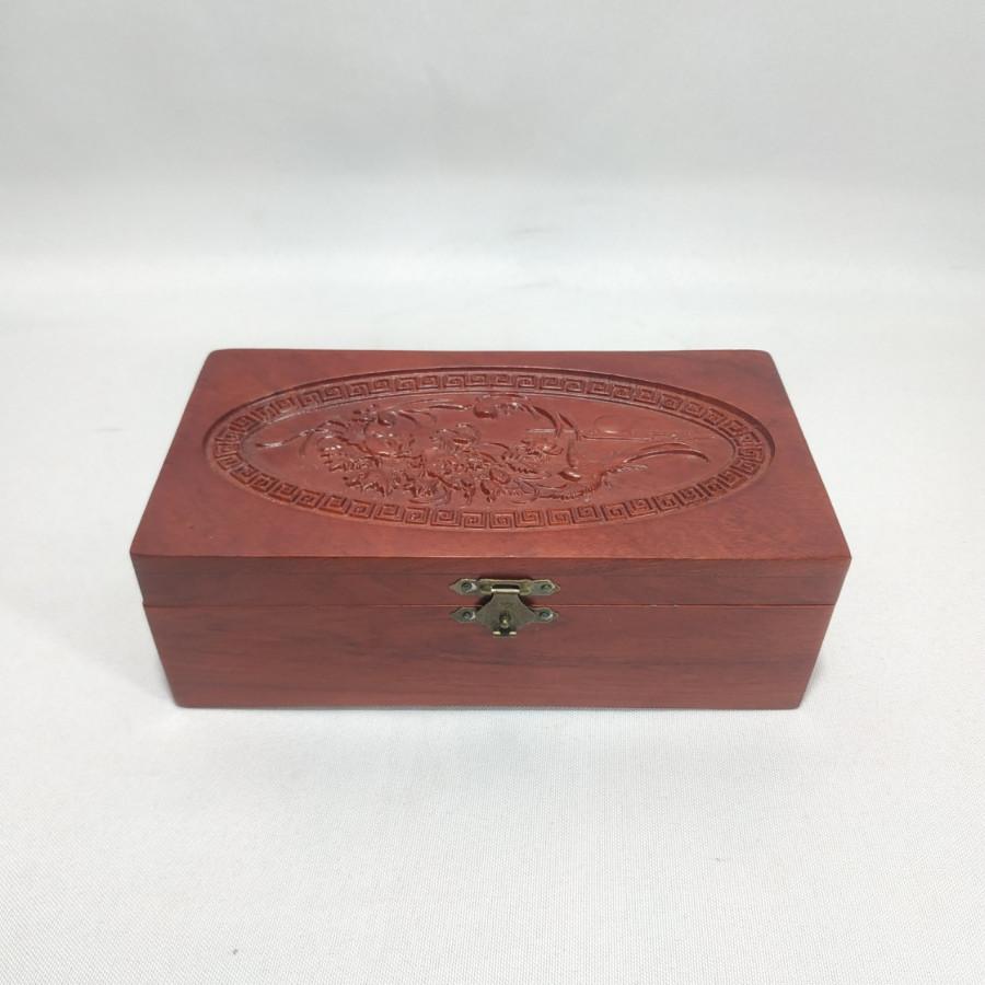 Hộp đựng con dấu công ty - hộp đựng trang sức chạm chim phượng gỗ hương ta - loại to - 2014915 , 1719191144552 , 62_14901575 , 380000 , Hop-dung-con-dau-cong-ty-hop-dung-trang-suc-cham-chim-phuong-go-huong-ta-loai-to-62_14901575 , tiki.vn , Hộp đựng con dấu công ty - hộp đựng trang sức chạm chim phượng gỗ hương ta - loại to
