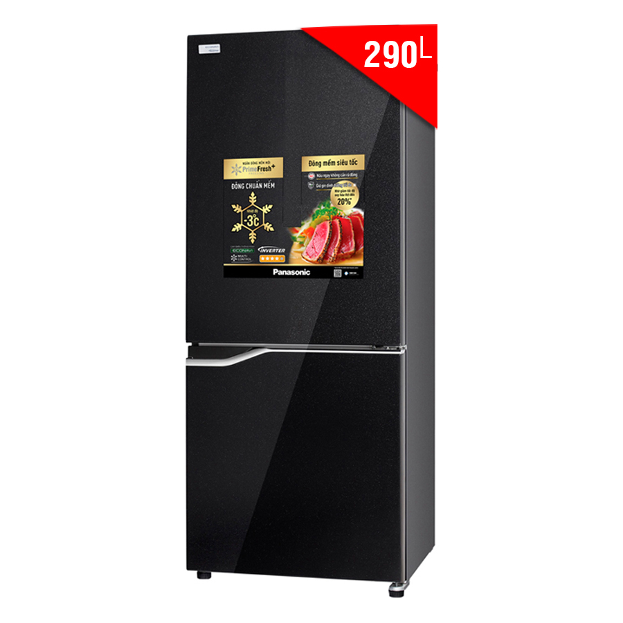 Tủ Lạnh Inverter Panasonic NR-BV329QKV2 (290L) - 9470392 , 6963680461919 , 62_4116233 , 12390000 , Tu-Lanh-Inverter-Panasonic-NR-BV329QKV2-290L-62_4116233 , tiki.vn , Tủ Lạnh Inverter Panasonic NR-BV329QKV2 (290L)