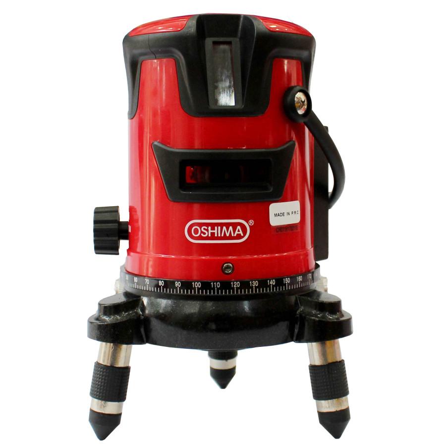 Máy cân mực laser Oshima CM5D loại 5 tia đỏ - 1595859 , 8411748922349 , 62_10692629 , 1690000 , May-can-muc-laser-Oshima-CM5D-loai-5-tia-do-62_10692629 , tiki.vn , Máy cân mực laser Oshima CM5D loại 5 tia đỏ