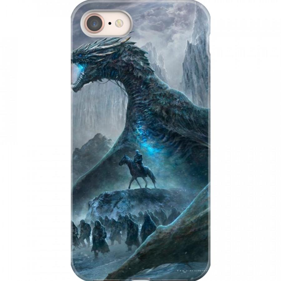 Ốp Lưng Cho Điện Thoại iPhone 7 Game Of Thrones - Mẫu 324