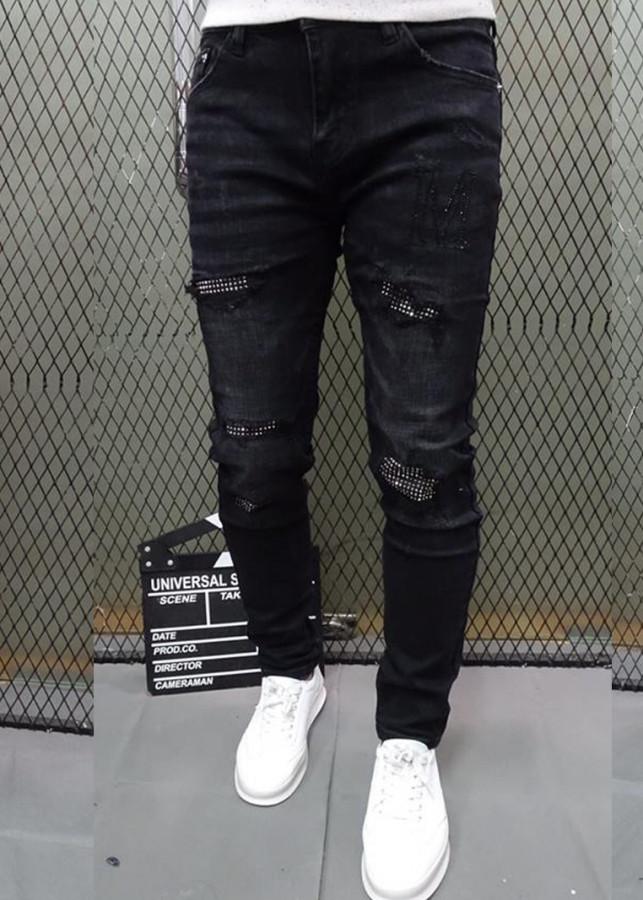 Quần jeans Nam Titishop Cao cấp QJ259