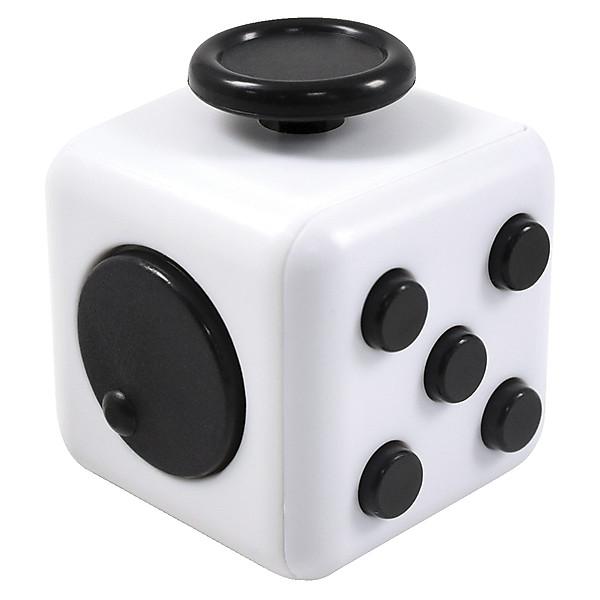 Fidget Cube Quà tặng Kì Diệu giảm stress màu ngẫu nhiên (tặng 02 Xúc Xắc Xí Ngầu)