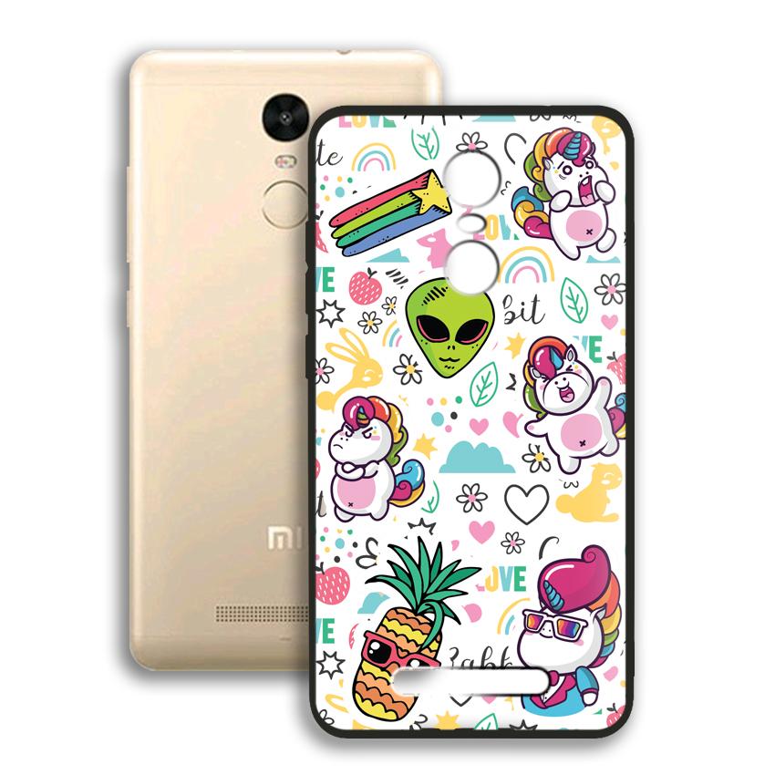 Ốp lưng viền TPU cho điện thoại Xiaomi Redmi Note 3 - 02079 0525 LOL03 - Hàng Chính Hãng