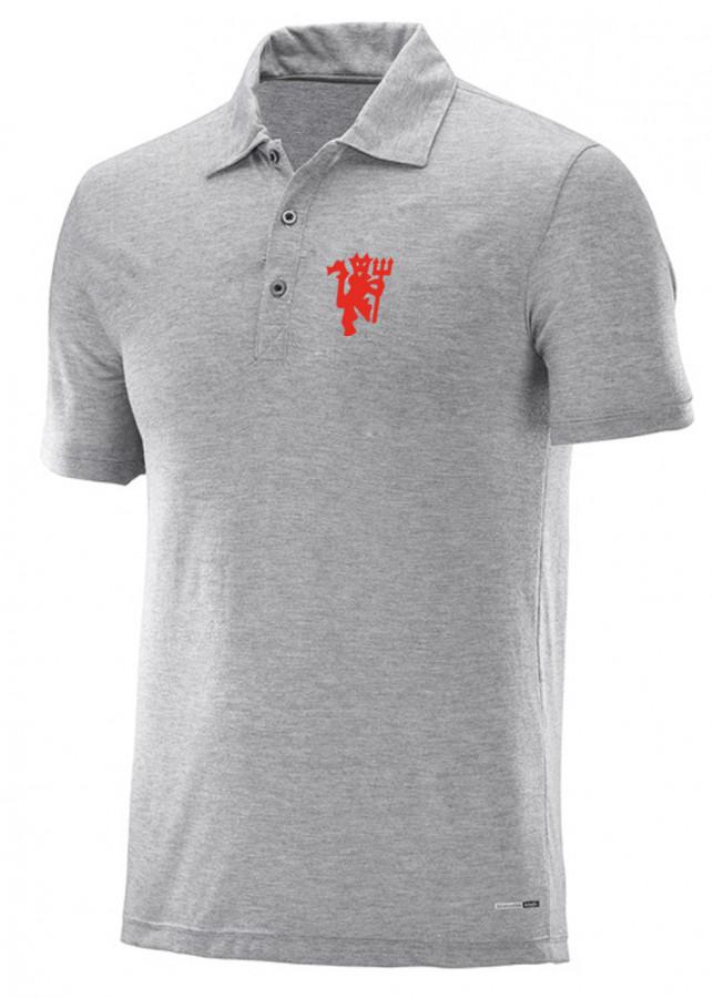 Mẫu Áo Manchester United Đẹp Áo Thun In Logo Quỷ Đỏ