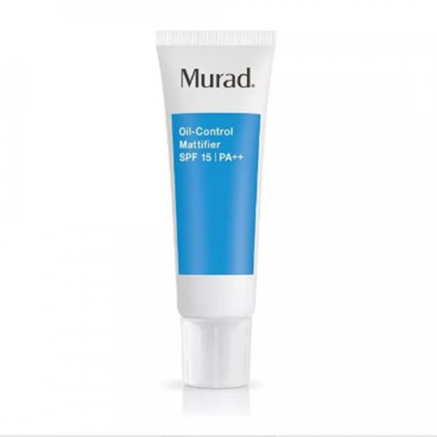 Kem dưỡng  Chống nắng dành cho da dầu mụn Murad Oil-Control Mattifier SPF 15 PA++ - 1788500 , 3562683274415 , 62_13149079 , 1290000 , Kem-duong-Chong-nang-danh-cho-da-dau-mun-Murad-Oil-Control-Mattifier-SPF-15-PA-62_13149079 , tiki.vn , Kem dưỡng  Chống nắng dành cho da dầu mụn Murad Oil-Control Mattifier SPF 15 PA++