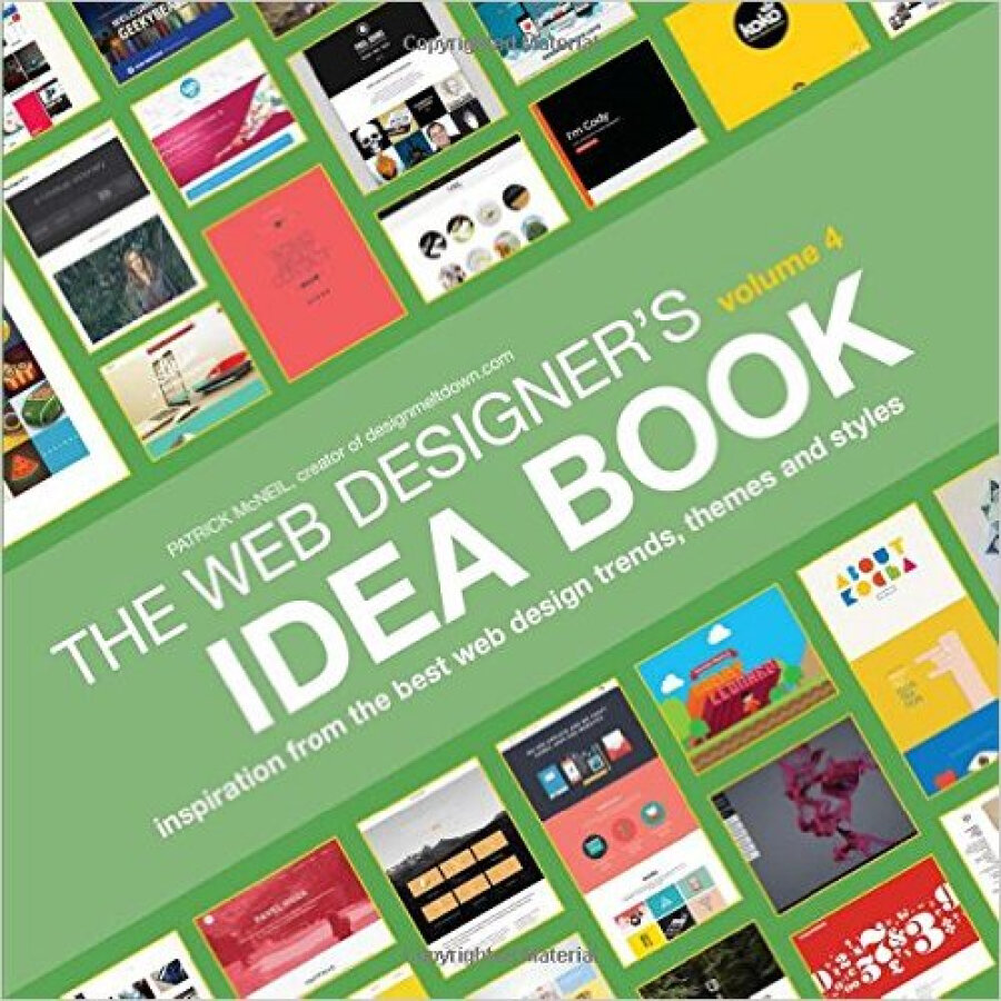 Web Designers Idea Book Volume 4: Inspiration - 1233221 , 4836714051764 , 62_5258863 , 10900000 , Web-Designers-Idea-Book-Volume-4-Inspiration-62_5258863 , tiki.vn , Web Designers Idea Book Volume 4: Inspiration