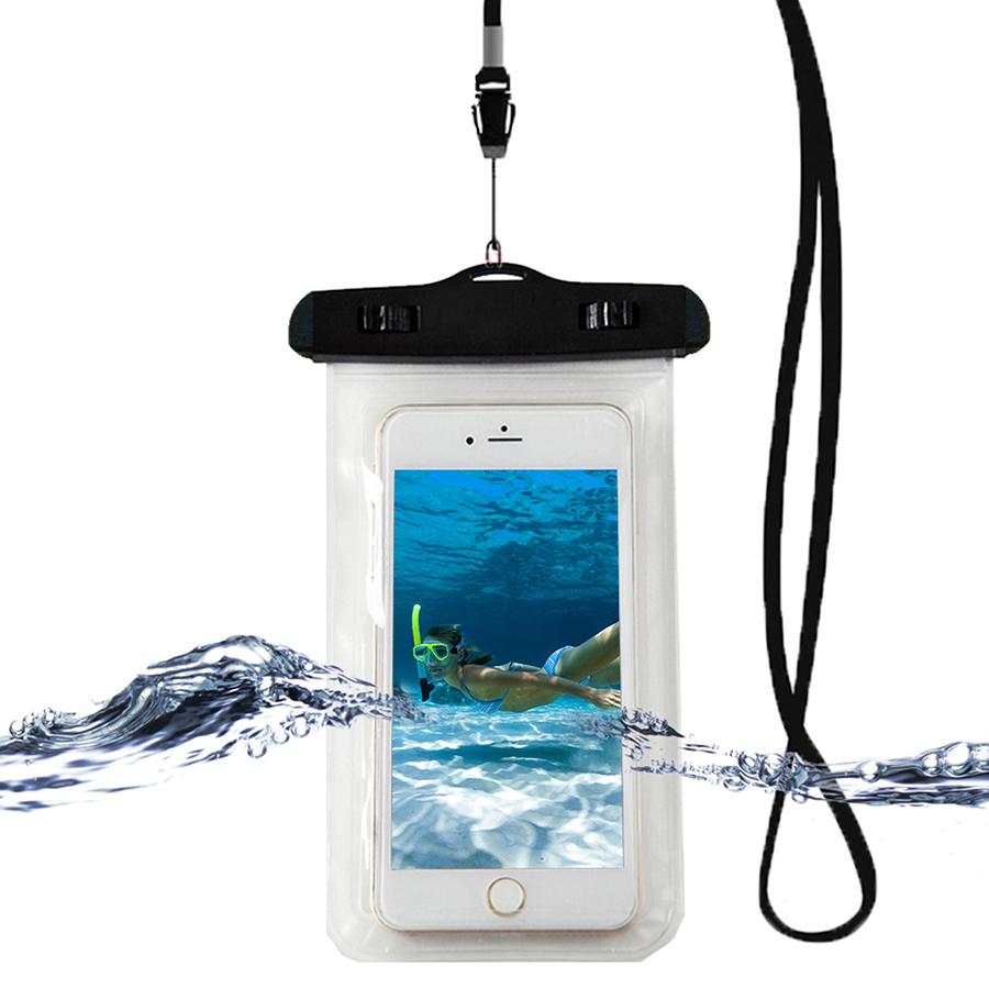 Universal Waterprooof Smart Phone Bag Cellphone Dry Bags for All Phones iphone - 2151821 , 3517655223588 , 62_13778342 , 154000 , Universal-Waterprooof-Smart-Phone-Bag-Cellphone-Dry-Bags-for-All-Phones-iphone-62_13778342 , tiki.vn , Universal Waterprooof Smart Phone Bag Cellphone Dry Bags for All Phones iphone