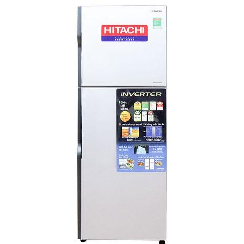 Tủ Lạnh Inverter Hitachi R-H200PGV4 (203L) - Hàng chính hãng - 18224719 , 1034411103677 , 62_185258 , 8700000 , Tu-Lanh-Inverter-Hitachi-R-H200PGV4-203L-Hang-chinh-hang-62_185258 , tiki.vn , Tủ Lạnh Inverter Hitachi R-H200PGV4 (203L) - Hàng chính hãng