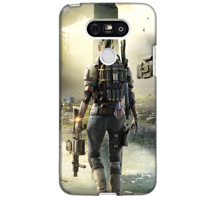 Ốp lưng dành cho điện thoại LG G5 hinh PUBG Mẫu 04