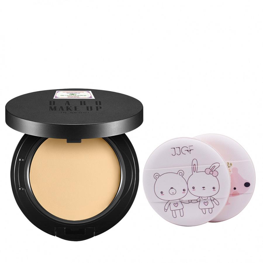 Phấn phủ kiềm dầu cao cấp Hàn Quốc Dabo Make-Up SPF 36 PA+++  (11g) – Hàng Chính Hãng + Tặng ngay Bông tán kem nền,...