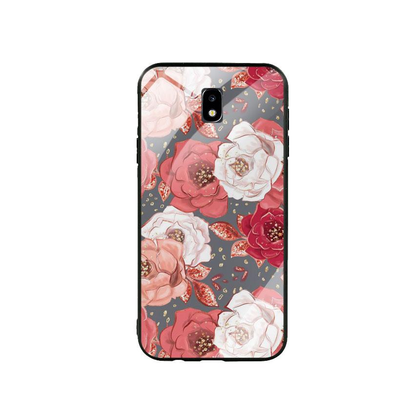Ốp Lưng Kính Cường Lực cho điện thoại Samsung Galaxy J7 Pro -  0331 ROSE04 - 794271 , 3537081828669 , 62_14809384 , 220000 , Op-Lung-Kinh-Cuong-Luc-cho-dien-thoai-Samsung-Galaxy-J7-Pro-0331-ROSE04-62_14809384 , tiki.vn , Ốp Lưng Kính Cường Lực cho điện thoại Samsung Galaxy J7 Pro -  0331 ROSE04