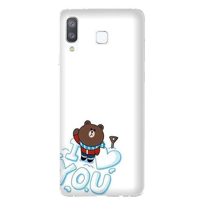 Ốp Lưng Dành Cho Samsung Galaxy A8 Star Mẫu 100