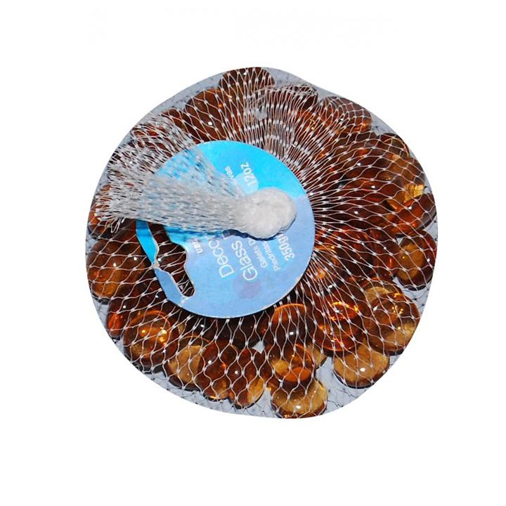 Sỏi thủy tinh trang trí hồ cá - 500g