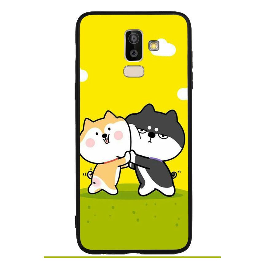 Ốp lưng nhựa cứng viền dẻo TPU cho điện thoại Samsung Galaxy J8 - Couple 02 - 6427523 , 9901591346670 , 62_15826460 , 127000 , Op-lung-nhua-cung-vien-deo-TPU-cho-dien-thoai-Samsung-Galaxy-J8-Couple-02-62_15826460 , tiki.vn , Ốp lưng nhựa cứng viền dẻo TPU cho điện thoại Samsung Galaxy J8 - Couple 02