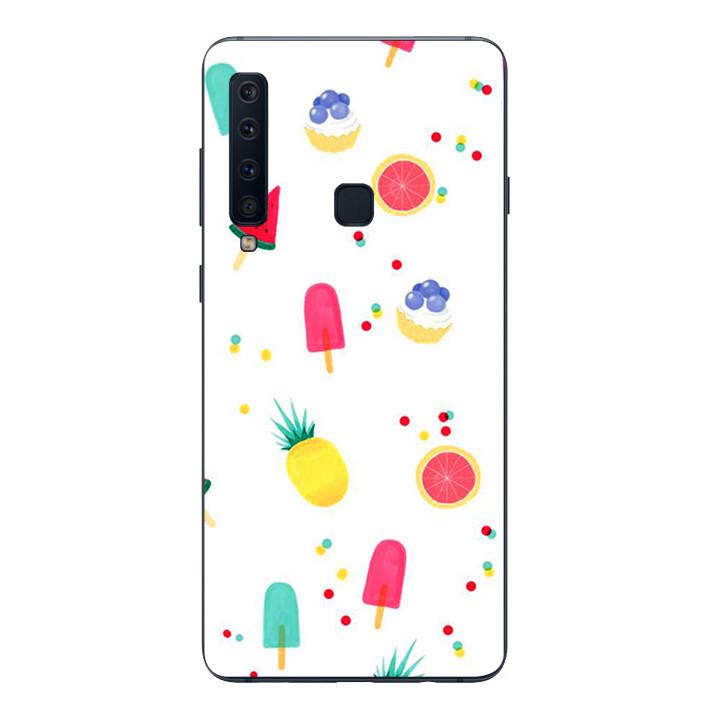 Ốp lưng Dẻo Cho Samsung Galaxy A9 2018 - Summer 01