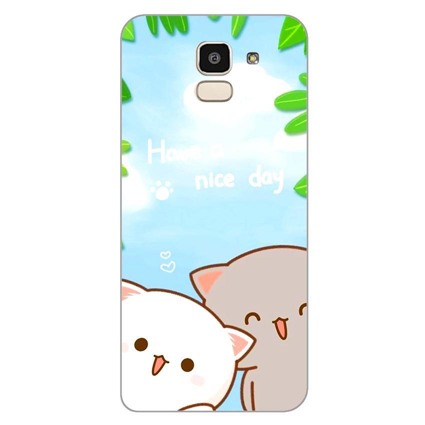 Ốp lưng dẻo cho Samsung Galaxy J6_Nice Day