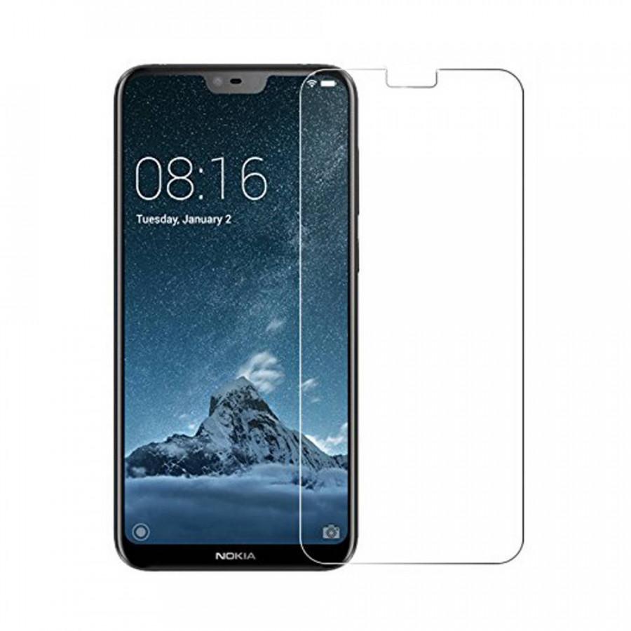 Miếng dán kính cường lực cho Nokia 6.1 Plus / Nokia X6 (độ cứng 9H, mỏng 0.3mm, hạn chế bám vân tay) - 1732857 , 2585236168383 , 62_12115341 , 50000 , Mieng-dan-kinh-cuong-luc-cho-Nokia-6.1-Plus--Nokia-X6-do-cung-9H-mong-0.3mm-han-che-bam-van-tay-62_12115341 , tiki.vn , Miếng dán kính cường lực cho Nokia 6.1 Plus / Nokia X6 (độ cứng 9H, mỏng 0.3mm, hạ