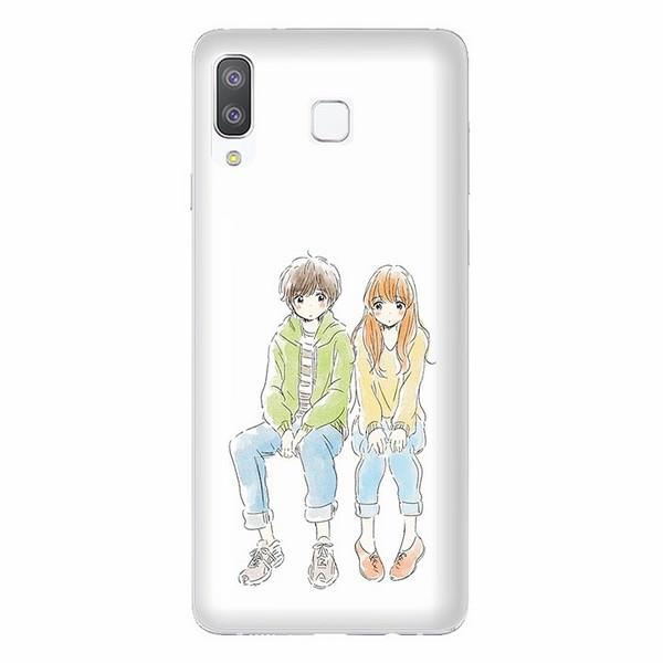 Ốp lưng dành cho điện thoại Samsung Galaxy A7 2018/A750 - A8 STAR - A9 STAR - A50 - Mẫu 3
