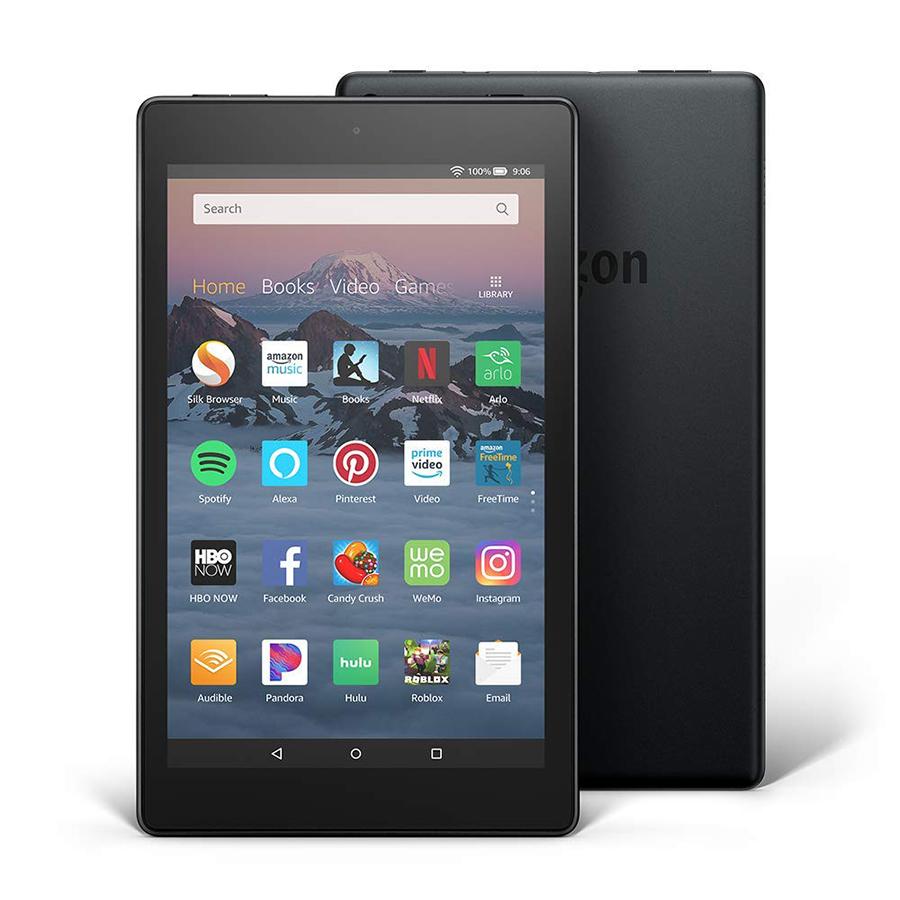 Máy Tính Bảng Kindle Fire HD8 (8th) 16GB (2019) - Hàng Chính Hãng - 1130301 , 3954729380462 , 62_7184859 , 2990000 , May-Tinh-Bang-Kindle-Fire-HD8-8th-16GB-2019-Hang-Chinh-Hang-62_7184859 , tiki.vn , Máy Tính Bảng Kindle Fire HD8 (8th) 16GB (2019) - Hàng Chính Hãng