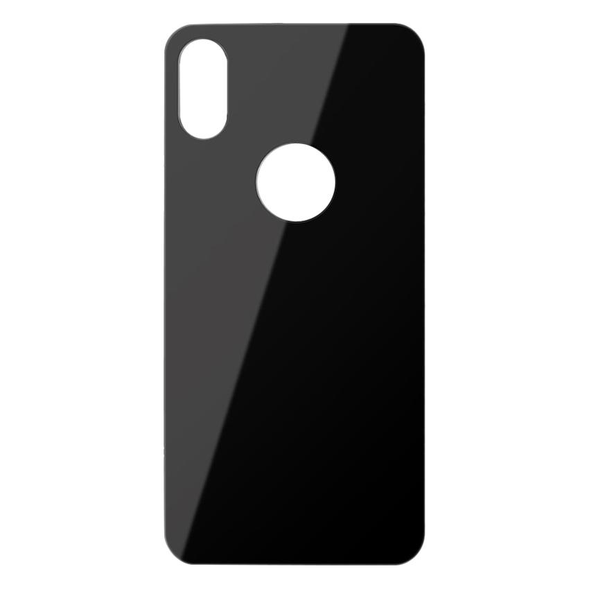 Kính Cường Lực 5 Lớp Mặt Lưng Baseus Full Coverage Curved Cho iPhone XS/ XR/ XS Max LV305 Baseus (0.3mm)