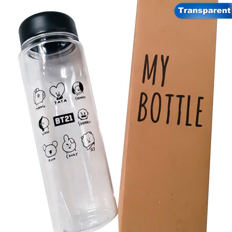 Bình đựng nước BTS BT21 chai nhựa mini tiện dụng - 1976325 , 9129840769807 , 62_15474182 , 189000 , Binh-dung-nuoc-BTS-BT21-chai-nhua-mini-tien-dung-62_15474182 , tiki.vn , Bình đựng nước BTS BT21 chai nhựa mini tiện dụng