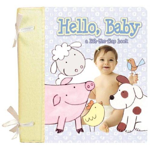 Hello Baby [Board Book]