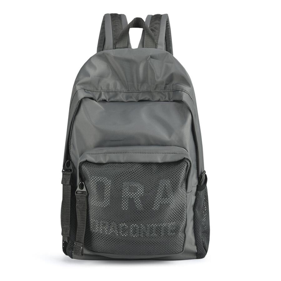 Draconite street fashion letter 3M reflective student bag male black waterproof nylon backpack female 11191A - 1661949 , 5620158109926 , 62_9207651 , 830000 , Draconite-street-fashion-letter-3M-reflective-student-bag-male-black-waterproof-nylon-backpack-female-11191A-62_9207651 , tiki.vn , Draconite street fashion letter 3M reflective student bag male black w