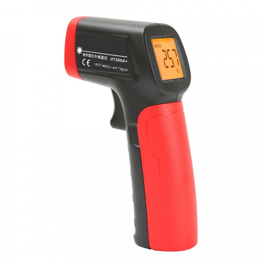 Industrial Thermometer Temperature Measurement Tool With Lcd Abs Black Red Contactless Forehead Temperature For Uni-T - 1793260 , 7248830435057 , 62_13183592 , 806000 , Industrial-Thermometer-Temperature-Measurement-Tool-With-Lcd-Abs-Black-Red-Contactless-Forehead-Temperature-For-Uni-T-62_13183592 , tiki.vn , Industrial Thermometer Temperature Measurement Tool With Lc