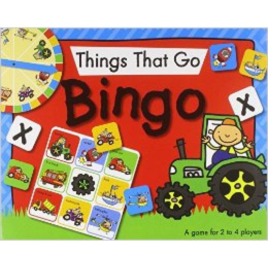 Things That Go Bingo - 1239384 , 5484780249869 , 62_5278405 , 1318000 , Things-That-Go-Bingo-62_5278405 , tiki.vn , Things That Go Bingo