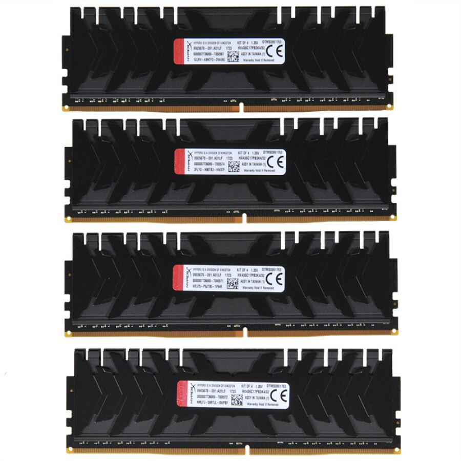 RAMS Kingston Hackers Predator Series DDR4 3600 32G (8Gx4)