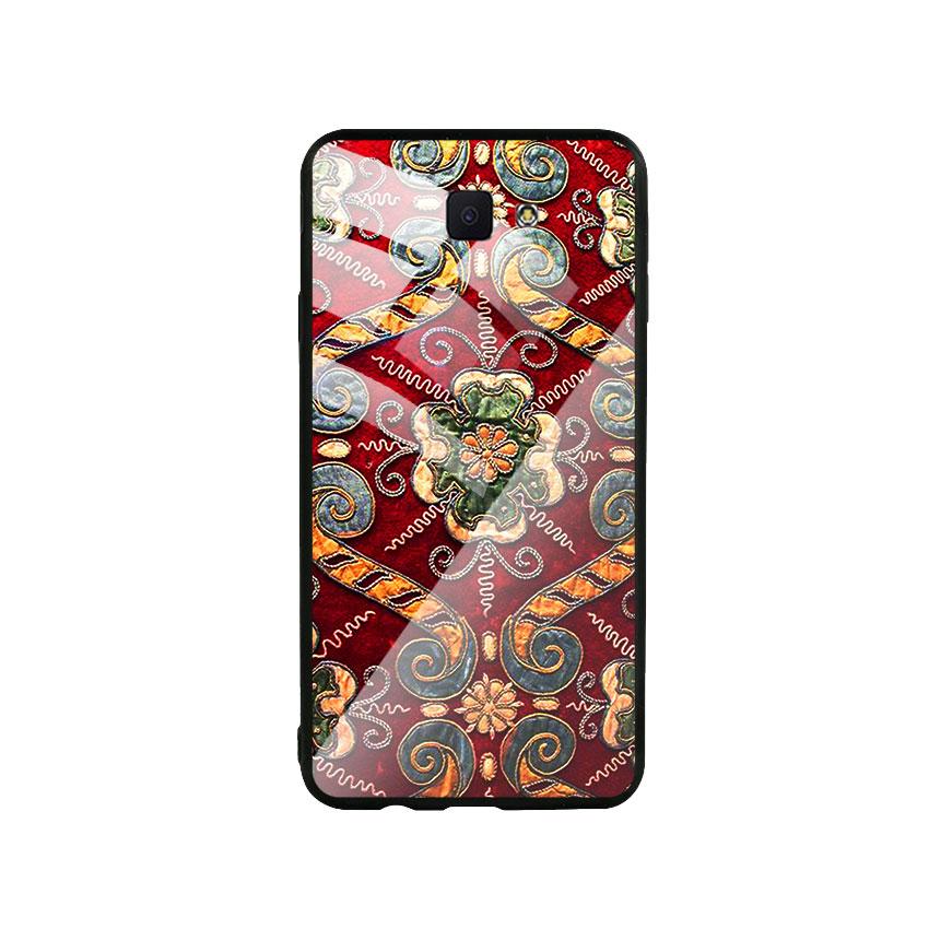 Ốp Lưng Kính Cường Lực cho điện thoại Samsung Galaxy J7 Prime - DHCL Mẫu 4