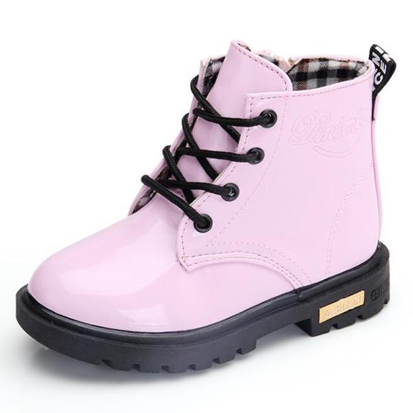 Giày Boot Buộc Dây Bé Gái - 4901639 , 4053062283054 , 62_12413096 , 260000 , Giay-Boot-Buoc-Day-Be-Gai-62_12413096 , tiki.vn , Giày Boot Buộc Dây Bé Gái