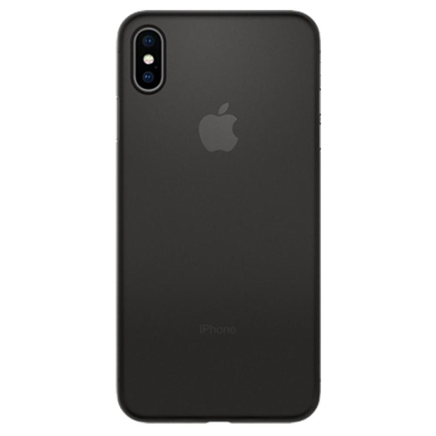 Ốp Lưng iPhone XS Max Spigen Air Skin (Đen) - Hàng Chính Hãng - 1607308 , 4113695273621 , 62_10858491 , 460000 , Op-Lung-iPhone-XS-Max-Spigen-Air-Skin-Den-Hang-Chinh-Hang-62_10858491 , tiki.vn , Ốp Lưng iPhone XS Max Spigen Air Skin (Đen) - Hàng Chính Hãng
