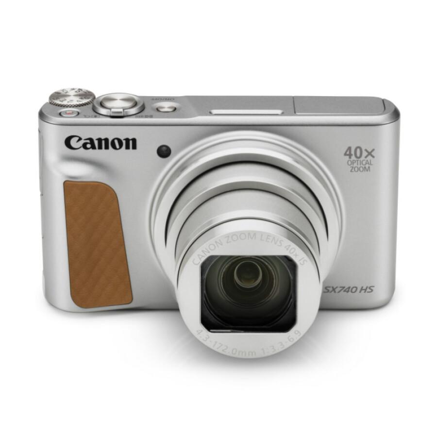 Máy Ảnh Canon PowerShot SX740 HS Bạc - 1475925 , 5353932474506 , 62_10483594 , 10197000 , May-Anh-Canon-PowerShot-SX740-HS-Bac-62_10483594 , tiki.vn , Máy Ảnh Canon PowerShot SX740 HS Bạc
