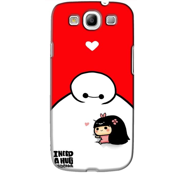 Ốp lưng dành cho điện thoại  SAMSUNG GALAXY S3 Big Hero Baby