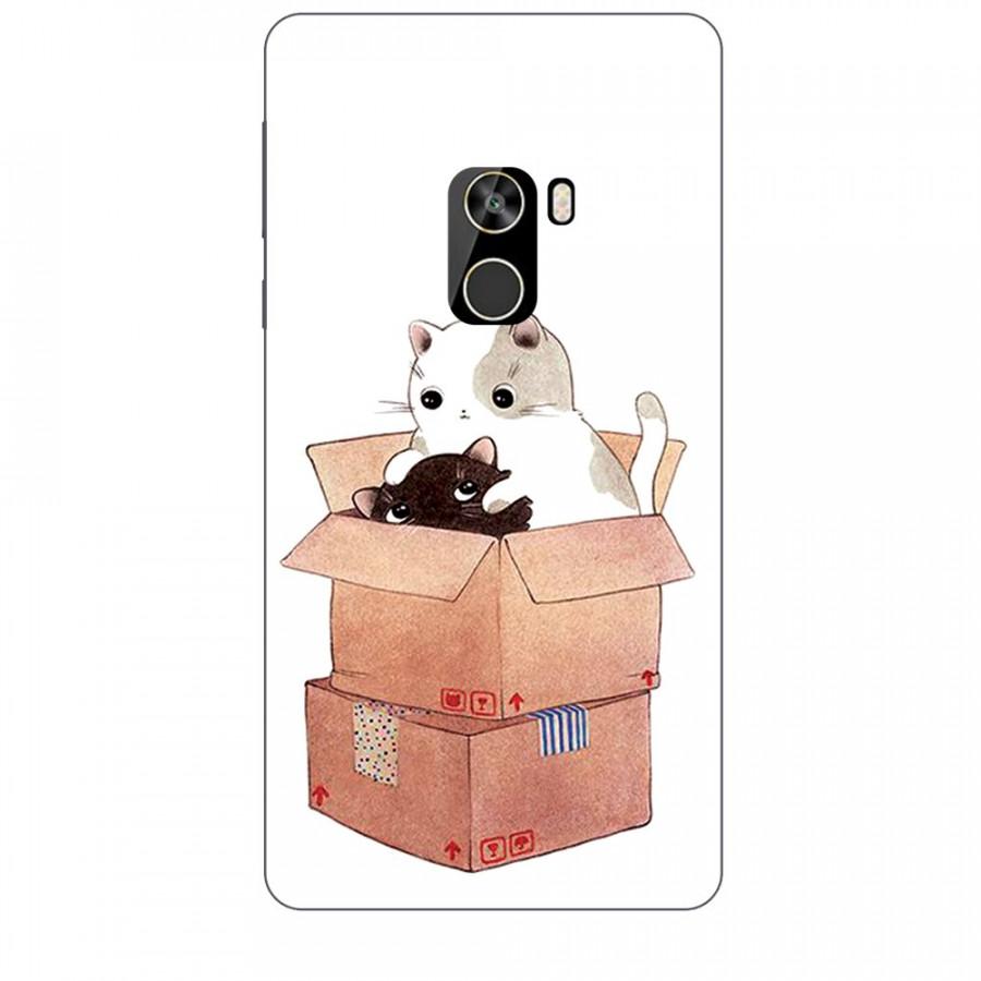Ốp lưng dành cho điện thoại XIAOMI MI MIX Mèo Con Dễ Thương